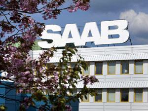 Sede da Saab em Throllhattan, na Suécia  - Crédito: Foto: Arquivo/Reuters