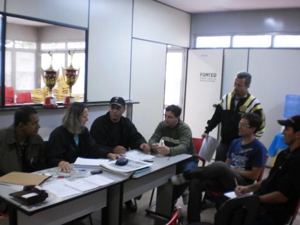 Reunião define ultimos preparativos para a Jornada de Educação Física em Dourados - Crédito: Foto : Divulgação