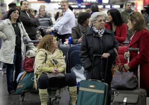 Aeroportos de Buenos Aires voltam a operar -