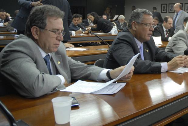 Deputado Giroto quer evitar prejuízos com as obras paralisadas pelo TCU - Crédito: Foto : Divulgação