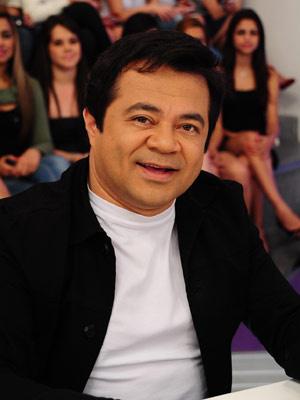 O humorista Shaolin - Crédito: Foto: Divulgação/TV Record