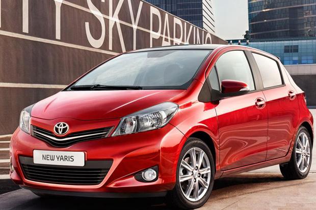 Toyota New Yaris - Crédito: Foto: Divulgação