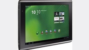 Acer lançou tablet de 10,1 polegadas nos Estados Unidos - Crédito: Foto: Divulgação