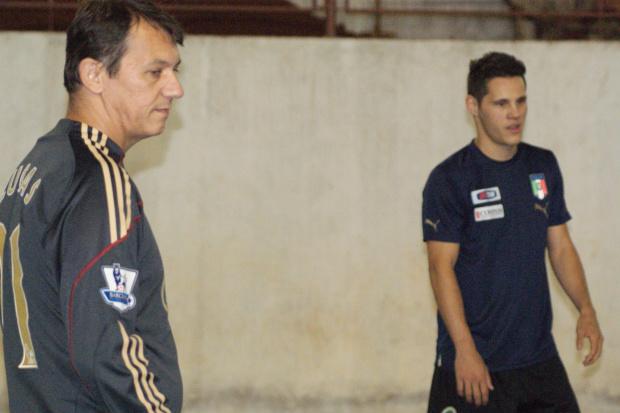 Técnico Edilson Araújo terá o experiente Babalu que atua no futsal da Itália como um dos nomes para a Copa RIT - Crédito: Foto : Marcelo Humberto/PROGRESSO