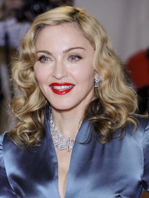 Madonna no baile de gala do Metropolitan Museum, em Nova York. - Crédito: Foto: AP