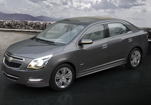 Chevrolet Cobalt Concept - Crédito: Foto: Divulgação
