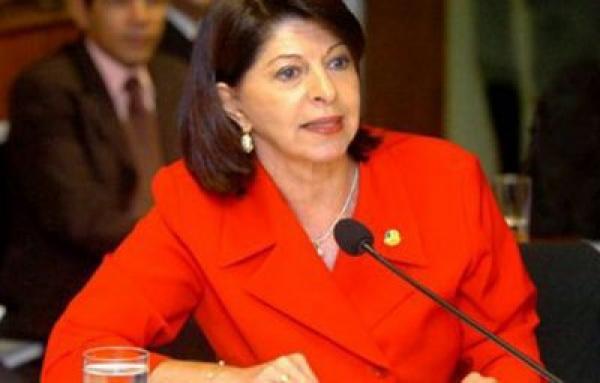 Marisa deixa vida política depois de 40 anos de atuação - Crédito: Foto : J.Freitas/Agência Senado