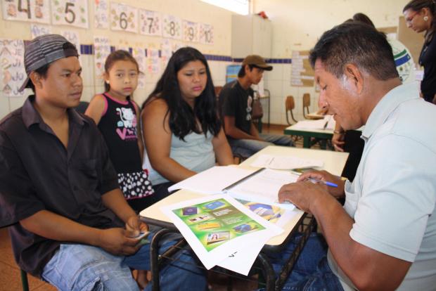 Indígenas de Dourados vão receber o documento de identidade que esperam há tempos - Crédito: Foto: Divulgação