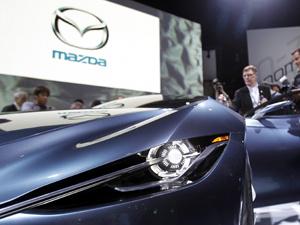 Mazda mira o Brasil ao anunciar fábricas no México  - Crédito: Foto: Reuters