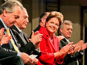 Presidente Dilma Rousseff lançou plano agrícola  - Crédito: Foto: Roberto Stuckert Filho/Presidência