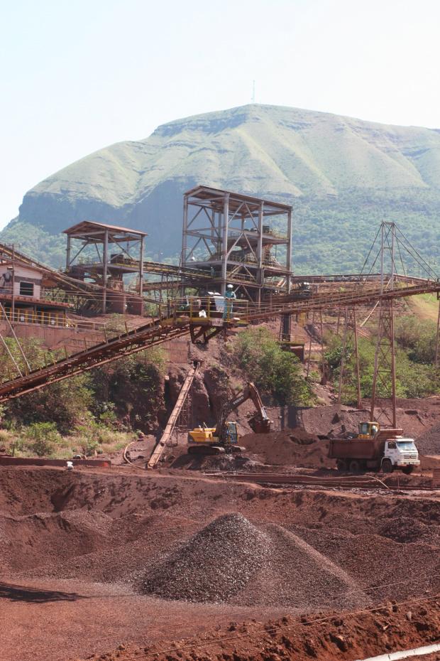 """O destaque é para o grupo """"Extrativo Mineral"""", que já alcança US$ 215,7 milhões - Crédito: Foto : Divulgação"""
