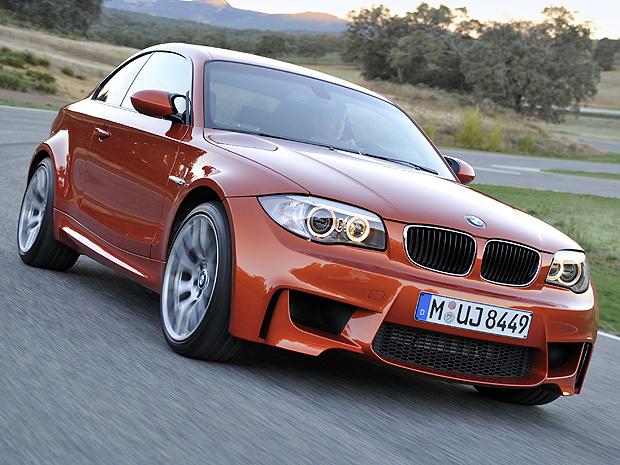 BMW Série 1 M Coupé parte de 268,6 mil - Crédito: Foto: Divulgação