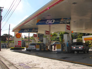 ANP faz pesquisa semanal sobre o preço dos combustíveis no Brasil - Crédito: Foto: Juliana Cardilli/G1