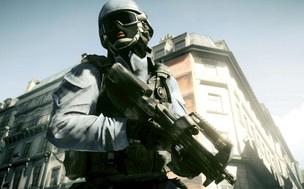 \'Battlefield 3\' é o grande rival de \'Call of Duty: Modern Warfare 3\' no final de 2011 - Crédito: Foto: Divulgação