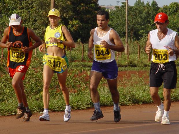 Maratona do Fogo será realizada no dia 3 de julho e é uma das unicas no Brasil realizada toda ela em estrada - Crédito: Foto : AQV-Marcelo Humberto/PROGRESSO