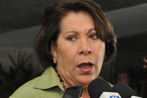 """Ministra Eliane Calmom revela alguns """"desajustes"""" com relação ao relatório - Crédito: Foto : Hédio Fazan/PROGRESSO"""