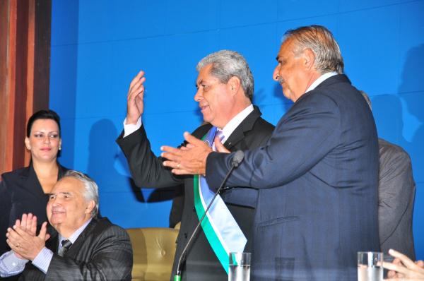 Governador André cobra maior percentual do bolo tributário que a União repassa aos Estados. - Crédito: Foto : Divulgação