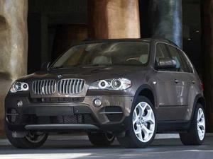 BMW X5 - Crédito: Foto: Divulgação