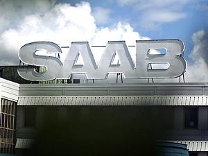 Saab acertou acordo para venda de parte de sua propriedade - Crédito: Foto: Bjorn Larsson Rosvall / AP
