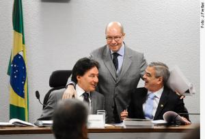A CCJ do Senado aprovou ontem regra para garantir fidelidade partidária - Crédito: Foto : J. Freitas- Agênciac Senado