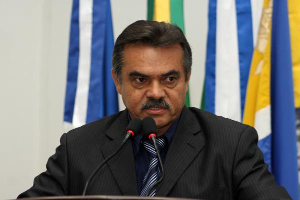 Vereador Walter Hora, do PPS - Crédito: Foto :  Eder Gonçalves