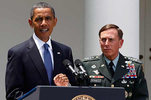 EUA confirma Davis Petraeus como novo chefe da CIA -