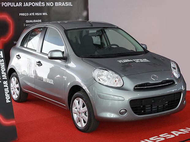 A Nissan iniciou nesta sexta-feira - Crédito: Foto: Divulgação