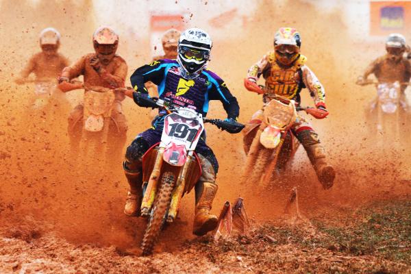 Inscrições abertas para quinta etapa da Superliga Brasil de Motocross -
