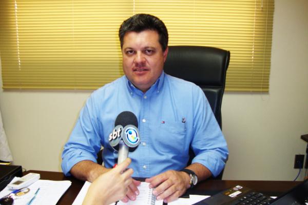 Jocelito Krug aumentou seus próprios salários, do vice, secretários e vereadores - Crédito: Foto: Divulgação