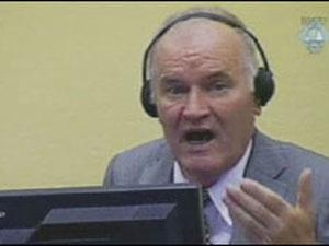 , Mladic é acusado de genocídio, extermínio, deportação e atos desumanos, entre outros crimes de guerra - Crédito: Foto: AP