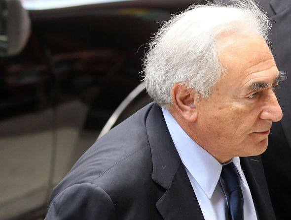 Strauss-Kahn - Crédito: Foto : Divulgação