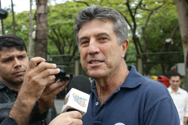Prefeito Murilo Zauith pode trocar o DEM pelo PSB Foto: div. -