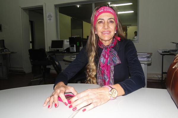 Virginia Magrini é a presidente do Hospital do Câncer - Crédito: Foto: Divulgação
