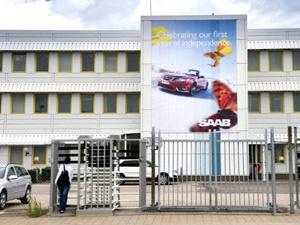 Saab passará a alugar suas instalações  - Crédito: Foto: BJORN LARSSON ROSVALL/AFP