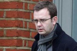O ex-porta-voz do primeiro-ministro britânico e ex-editor do jornal, Andy Coulson - Crédito: Foto: PA