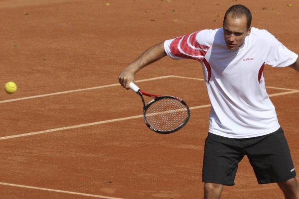 Bruno Soares está confiante para partida contra uruguaios na Copa Davis -