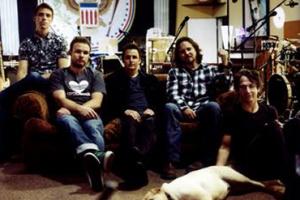 A banda Pearl Jam - Crédito: Foto: Divulgação