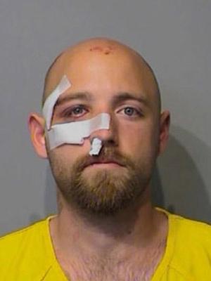 O acusado Daren Christopher Abbey em foto divulgada pela polícia - Crédito: Foto: Reprodução