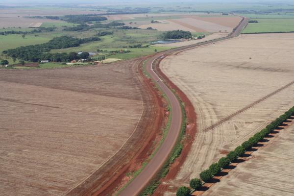 Anel Rodoviário deve ser aberto ao tráfego antes do fim deste ano - Crédito: Foto: Hédio Fazan /PROGRESSO