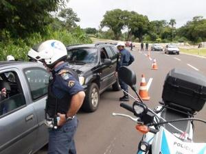 Número de motoristas multados aumentou com a lei seca - Crédito: Foto: Divulgação/Ciptran