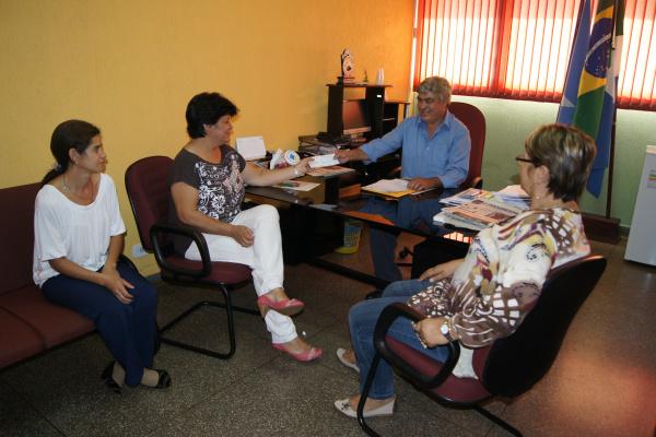 A Câmara de Laguna Carapã antecipou o pagamento da primeira parcela do décimo terceiro salário - Crédito: Foto : Divulgação