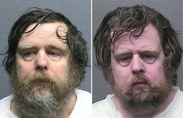 Os gêmeos Edwin e Edward Berndt em foto divulgada pelo Departamento de Polícia de Houston, no Texas - Crédito: Foto: AP