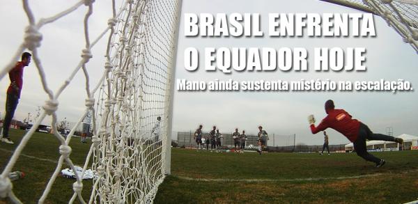 Julio César acredita que a Seleção pode apagar a má impressão que deixou - Crédito: Foto: Agência Estado