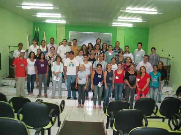 IV Conferência Municipal de Saúde aconteceu na última terça-feira - Crédito: Foto : Divulgação