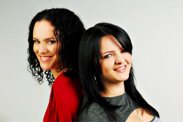 Patrícia e Adriana - Crédito: Fotos: Divulgação