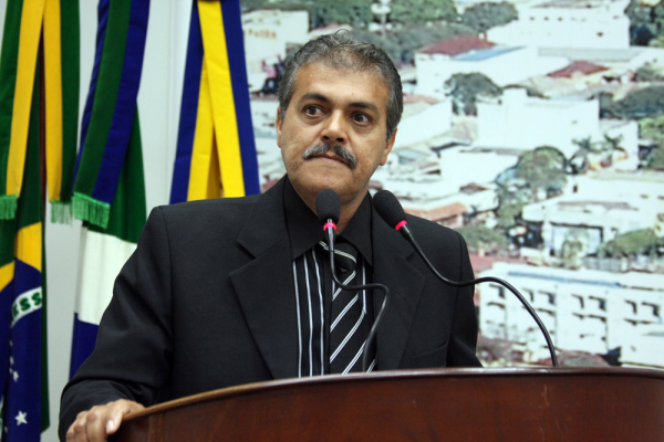 Vereador Cido Medeiros faz avaliação do semestre - Crédito: Foto : Éder Gonçalves