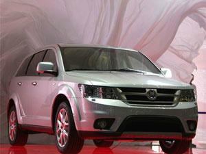 Fiat Freemont é o primeiro carro feito em parceria da Fiat com a Chrysler - Crédito: Foto: Arquivo/Reuters