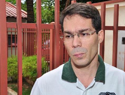 Marcus Garcia diz que PT não discute chapa pura Delcídio e Zeca na Capital - Crédito: Foto: Divulgação