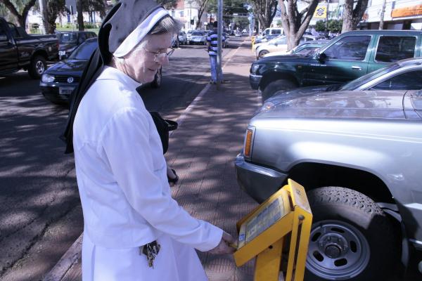 A isenção para idosos pode ser barrada em Dourados, caso o impasse não seja solucionado - Crédito: Foto: Homero Torres/PROGRESSO