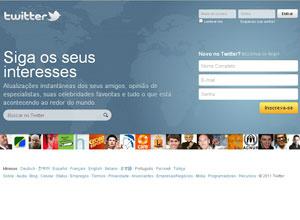 Interface permitirá que agências criem anúncios automáticos no Twitter - Crédito: Foto: Reprodução